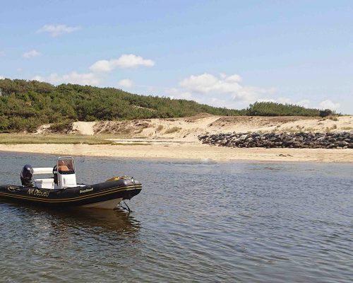 KiteLand boat